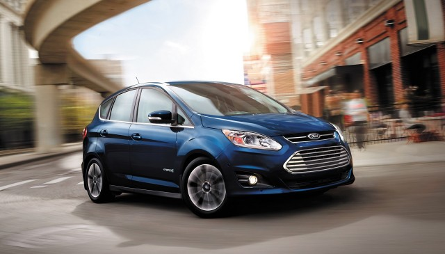 ford c max 2016 review
