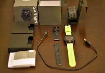 garmin fenix 5 sapphire review