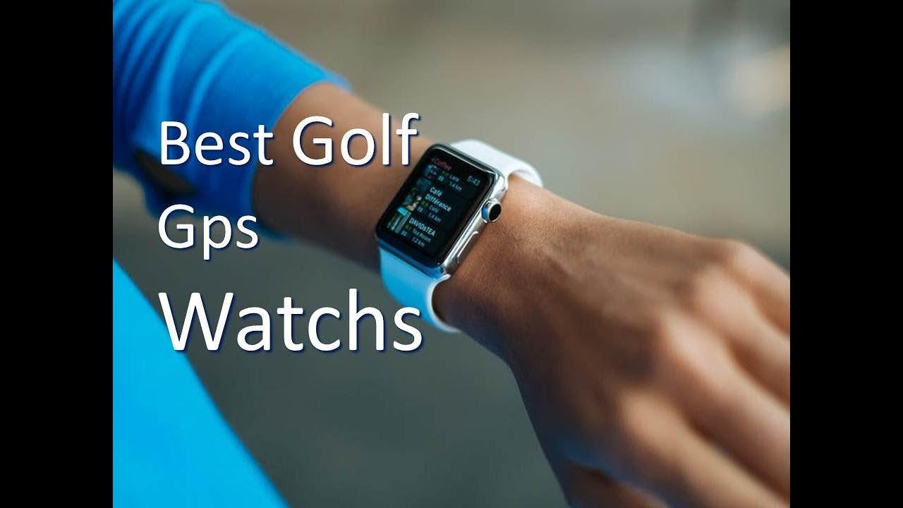 golf gps watch reviews 2018
