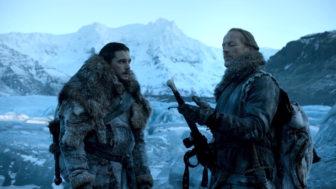 got beyond the wall review
