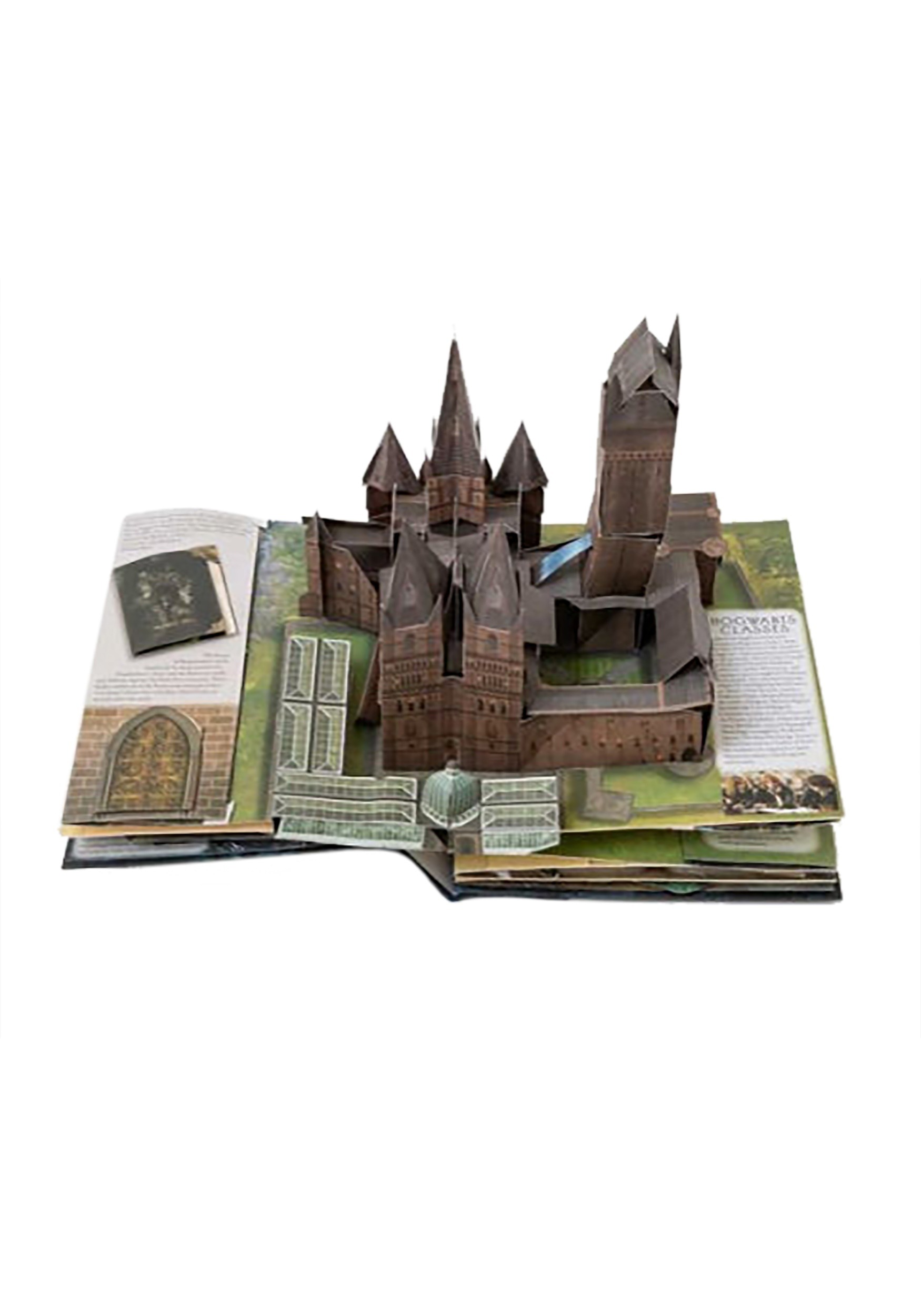 harry potter pop up book review