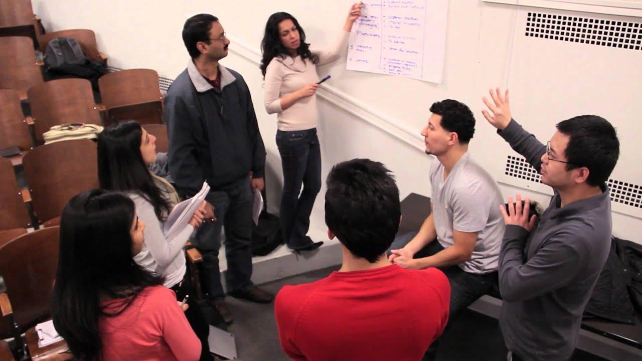 harvard general management program review