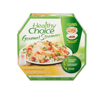 healthy choice gourmet steamers review