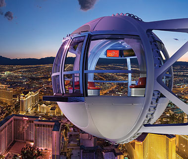high roller las vegas reviews