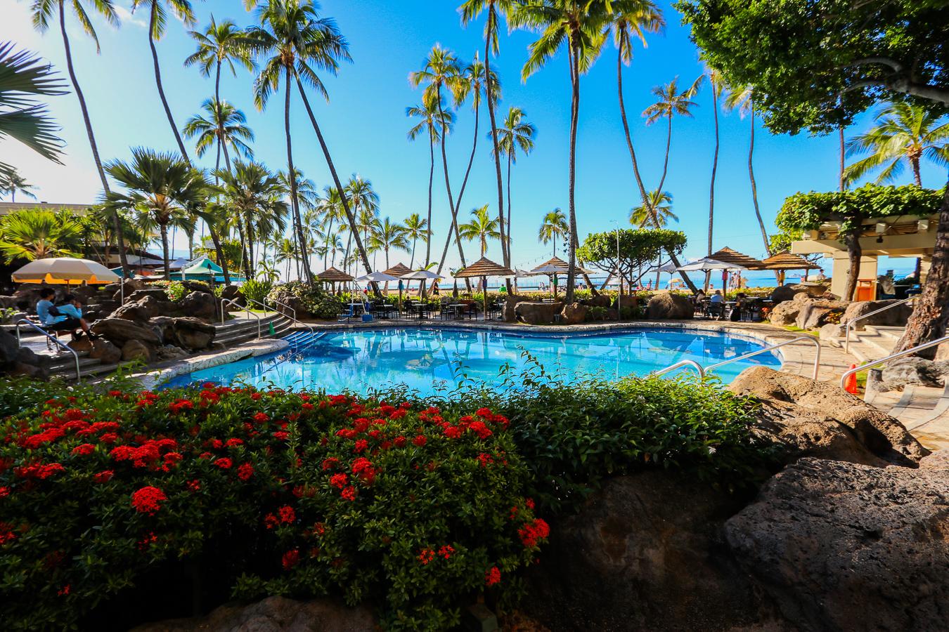 hilton hawaiian village reviews rainbow tower