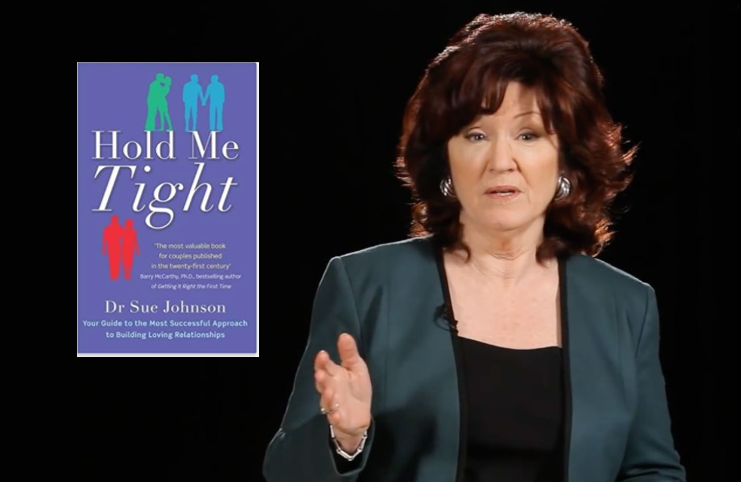 hold me tight sue johnson review