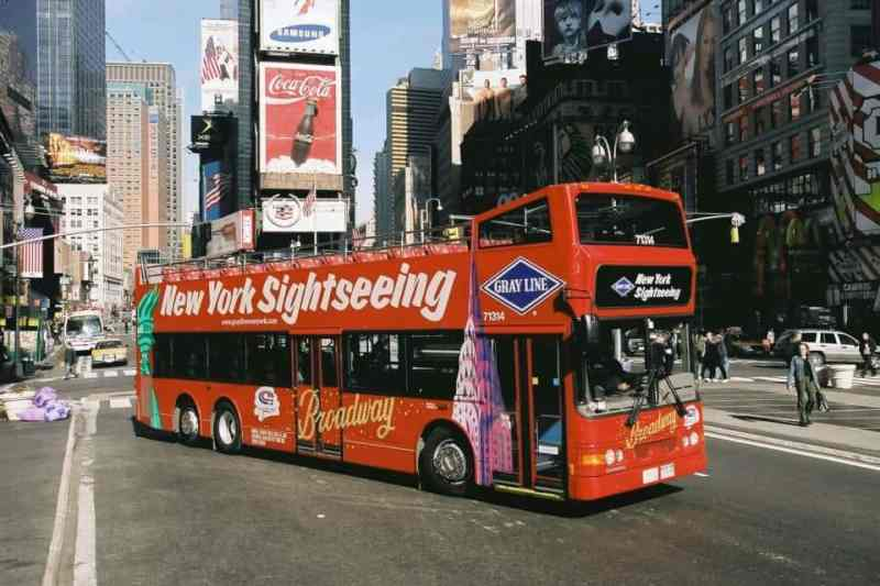 hop on off bus new york reviews