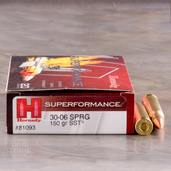 hornady sst 30 06 reviews