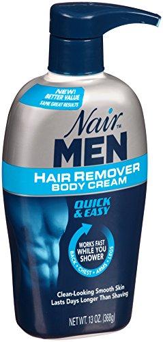 nair hair removal spray review