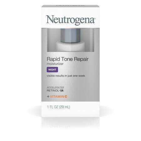 neutrogena rapid tone repair night reviews