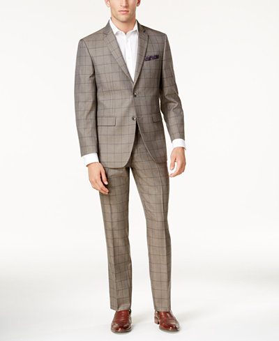 perry ellis slim fit suit review