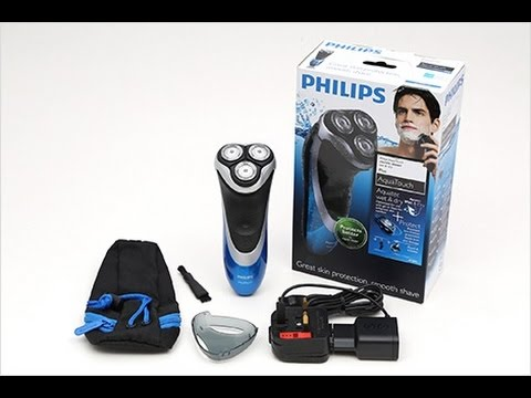 philips at752 20 aquatouch shaver review