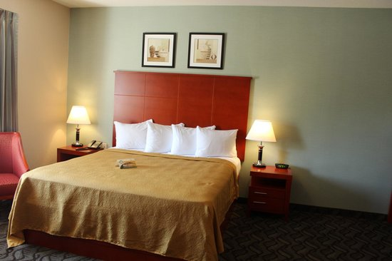 quality inn southampton ontario reviews
