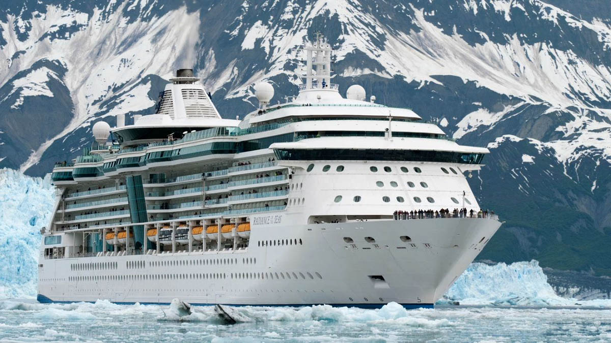 radiance of the seas alaska reviews