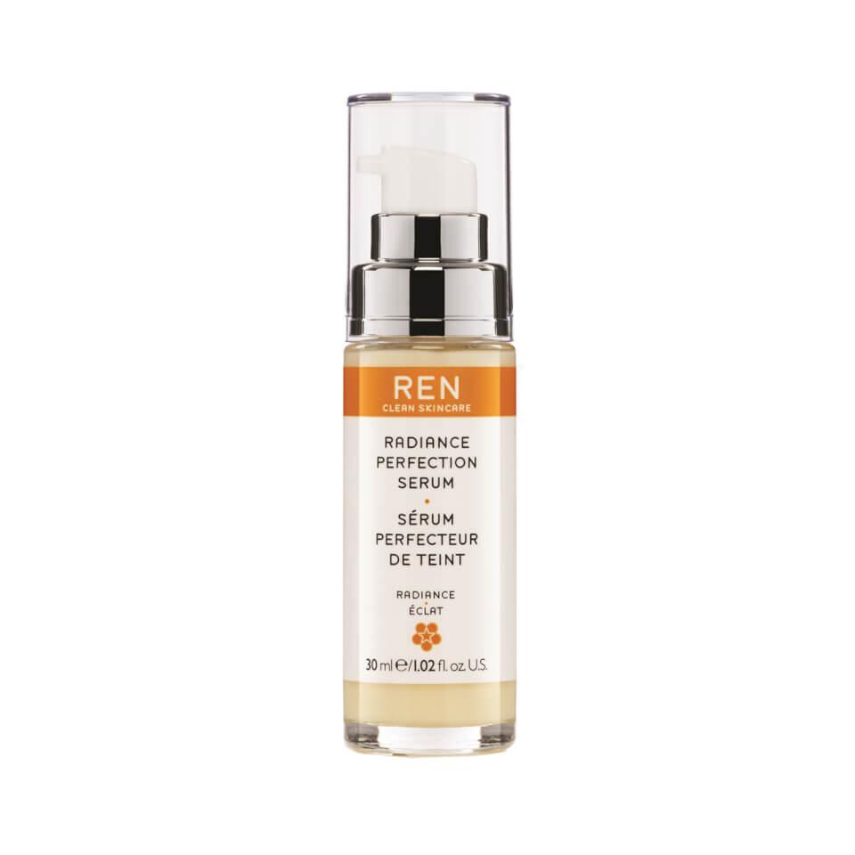 ren radiance perfecting serum review