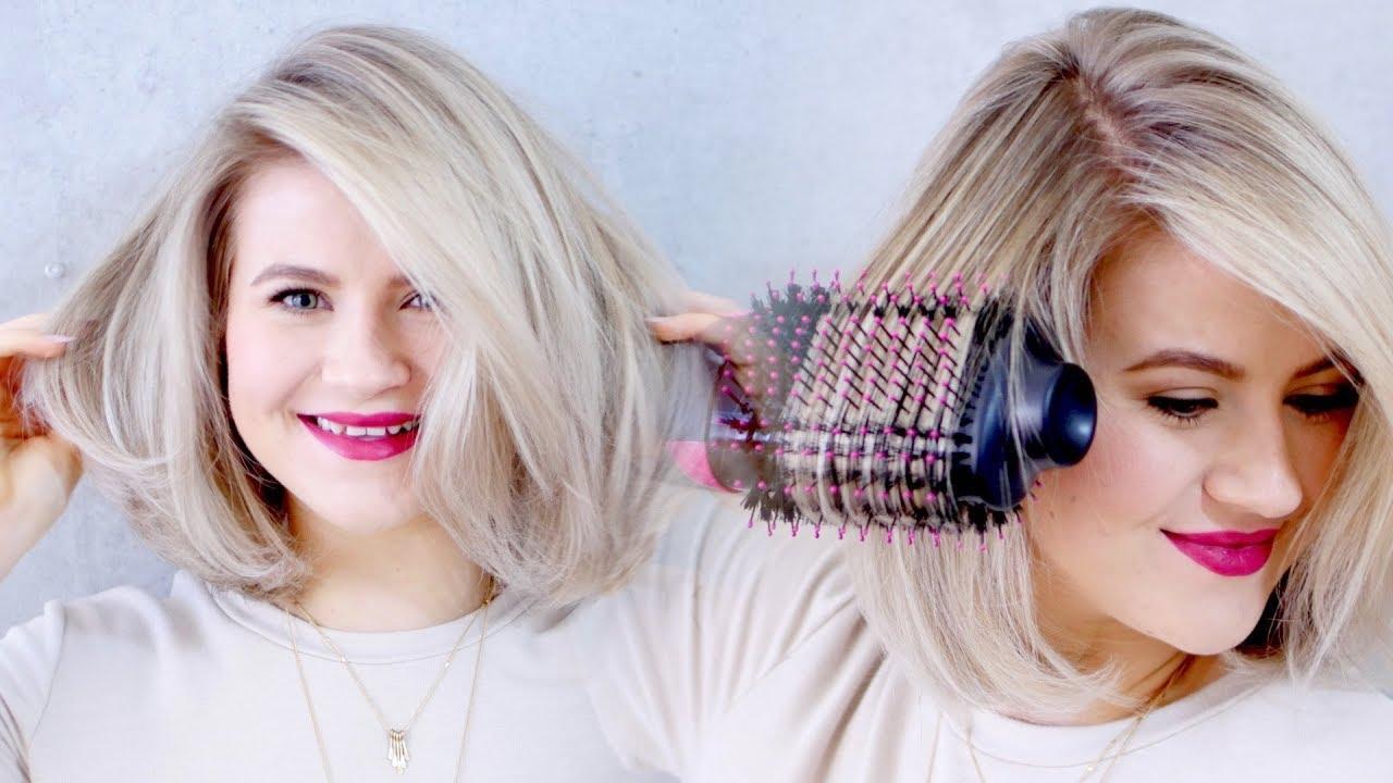 revlon hair dryer brush reviews