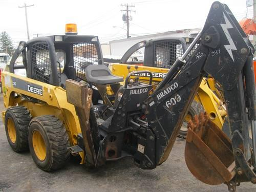 skid steer backhoe attachment review