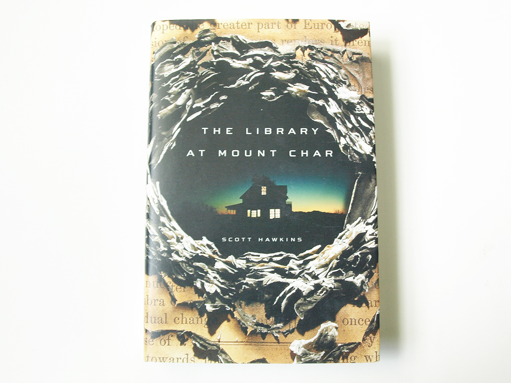 the library at mount char review